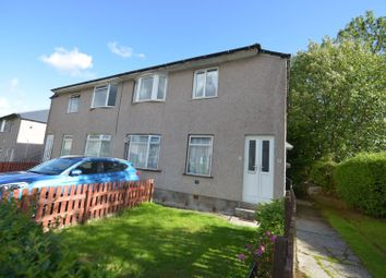 Thumbnail 3 bed flat for sale in Newcroft Drive, Glasgow