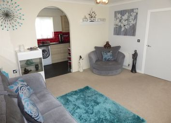 Thumbnail 1 bedroom flat for sale in Rose Court, Yaxley, Peterborough