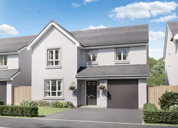 """Thumbnail 4 bedroom detached house for sale in """"Cullen"""" at Mey Avenue, Inverness"""