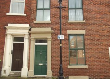 Thumbnail 5 bed terraced house to rent in Stanley Place, Preston