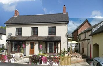 Thumbnail 4 bedroom detached house for sale in Bishops Nympton, South Molton