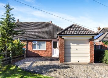 Thumbnail 2 bed bungalow for sale in Town Road, Tetney