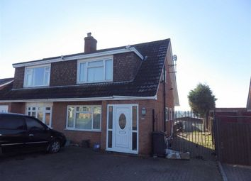 Thumbnail 3 bed semi-detached house for sale in Glencairn Avenue, Tuffley, Gloucester