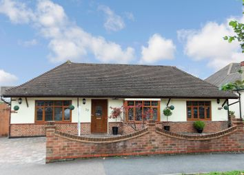 Thumbnail 5 bed detached bungalow for sale in Leslie Road, Rayleigh, Essex