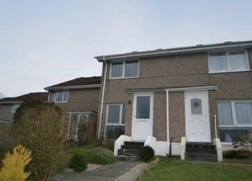 Thumbnail 2 bedroom terraced house to rent in Stanlake Close, Saltash
