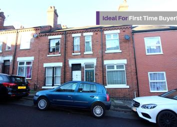 Thumbnail 2 bed terraced house for sale in Dominic Street, Hartshill, Stoke-On-Trent