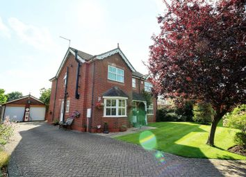Thumbnail 4 bed detached house for sale in Crispin Way, Bottesford, Scunthorpe