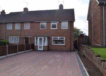 Thumbnail 3 bed town house for sale in Quinton Road West, Quinton
