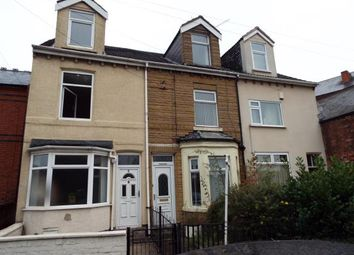 Thumbnail 3 bed terraced house for sale in Linby Road, Hucknall, Nottingham, Nottinghamshire
