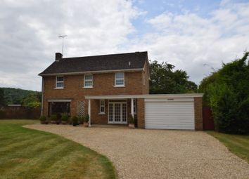 Thumbnail 4 bed detached house to rent in Elmcroft, Goring On Thames