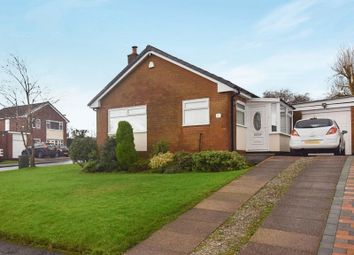 Thumbnail 3 bed detached bungalow for sale in Kinross Drive, Ladybridge, Bolton BL3. 3 Double Bedrooms, Conservatory, Corner Plot