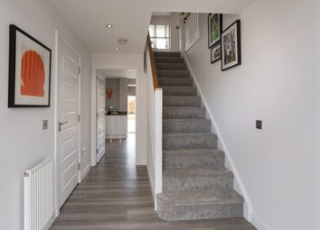 "Thumbnail 4 bedroom detached house for sale in ""Balmoral"" at Greystone Road, Kemnay, Inverurie"