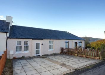 Thumbnail 2 bed cottage for sale in Burnton, Dalmellington, Ayr