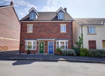 Thumbnail 3 bedroom semi-detached house for sale in Vistula Crescent, Swindon