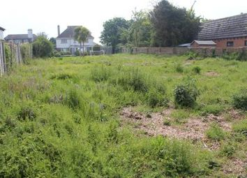 Thumbnail Land for sale in The Gables, Chichester Road, Selsey, Chichester, West Sussex