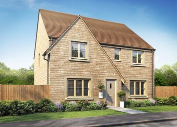 "Thumbnail 5 bed detached house for sale in ""The Hadleigh"" at Fox Lane, Green Street, Kempsey, Worcester"