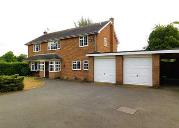 Thumbnail 4 bed detached house for sale in Green Road, Weston, Stafford
