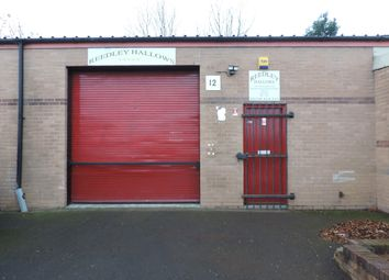 Thumbnail Light industrial to let in Farrington Road Industrial Estate, Rossendale