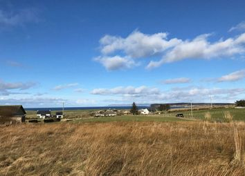 Thumbnail Land for sale in Plot At Sibmister Road, Murkle, Thurso, Caithness