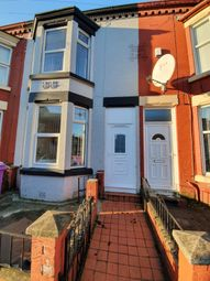 Thumbnail 2 bed shared accommodation to rent in Gloucester Road, Liverpool