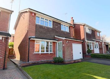 3 bed detached house for sale in Kingfisher Crescent, Fulford, Stoke-On-Trent ST11