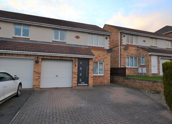 3 bed semi-detached house for sale in Glamis Court, Woodstone Village, Houghton-Le-Spring DH4
