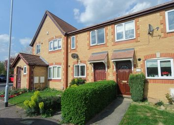 Thumbnail 2 bed terraced house to rent in Wood View, Brampton, Huntingdon