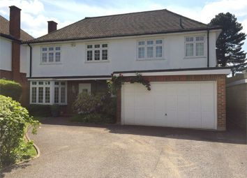 Thumbnail 4 bed detached house for sale in Dorling Drive, Epsom