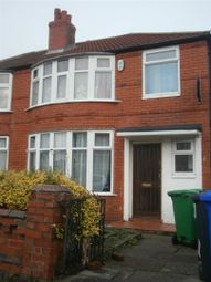 Thumbnail 4 bedroom property to rent in School Grove, Withington, Manchester