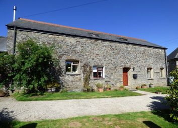 Thumbnail 3 bed barn conversion for sale in Callington