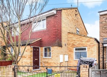 Thumbnail 3 bedroom end terrace house for sale in Brook Road South, Brentford
