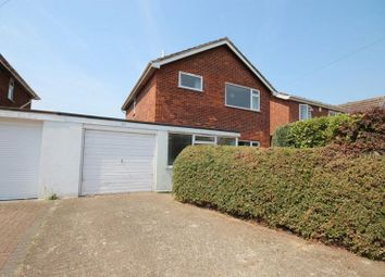 Thumbnail 3 bedroom detached house for sale in Eversley Road, Hellesdon, Norwich