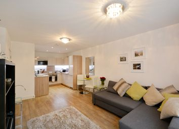 Thumbnail 1 bed flat for sale in Copenhagen Court, Greenland Place