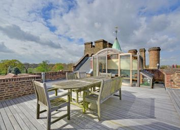 Thumbnail 4 bed property for sale in Vanbrugh Castle, Maze Hill, Greenwich, London