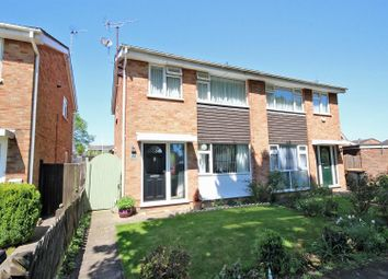 Thumbnail 3 bed semi-detached house for sale in Burleigh Place, Oakley, Bedford