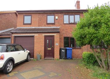 Thumbnail 4 bed semi-detached house for sale in Measham Drive, Stainforth, Doncaster