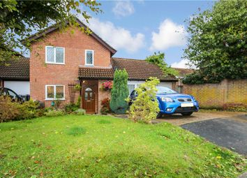 Thumbnail 3 bed detached house for sale in Launcelyn Close, North Baddesley, Southampton, Hampshire