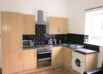 Thumbnail 3 bed flat to rent in Polygon Road, Crumpsall, Manchester