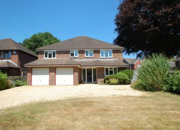 Thumbnail 5 bed detached house for sale in Durford Road, Petersfield