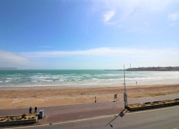 Thumbnail 2 bedroom flat to rent in The Esplanade, Weymouth, Dorset