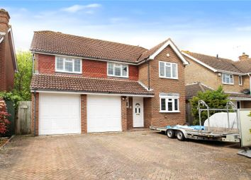 Thumbnail 5 bed detached house for sale in Apple Tree Walk, Climping, Littlehampton