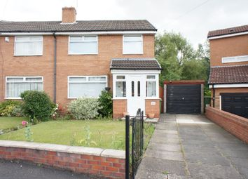 Thumbnail 3 bed semi-detached house for sale in Brook Way, Great Sankey, Warrington