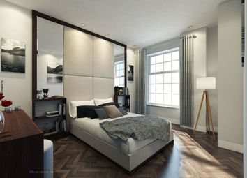 Thumbnail 1 bed flat for sale in Liverpool