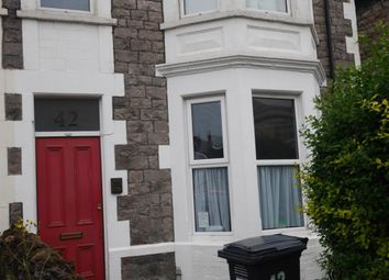 Thumbnail 2 bed flat to rent in Sandford Road, Weston-Super-Mare