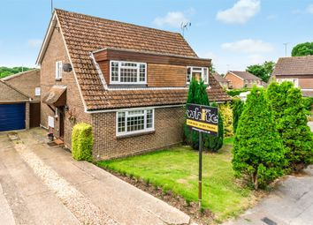 Thumbnail 3 bed semi-detached house for sale in Cranston Way, Crawley Down, Crawley, West Sussex