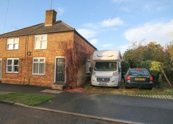 Thumbnail 2 bed semi-detached house for sale in Main Street, Witchford, Ely