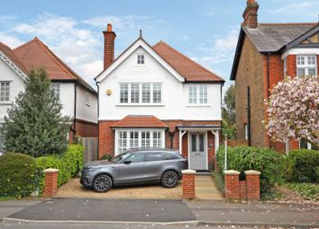 Thumbnail 4 bed detached house for sale in Ember Lane, Esher