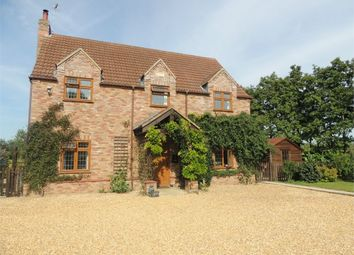 Thumbnail 5 bed detached house for sale in Back Drove, Upwell, Wisbech
