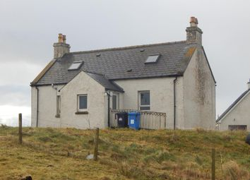 Thumbnail 1 bed detached house for sale in Drimsdale, Isle Of South Uist