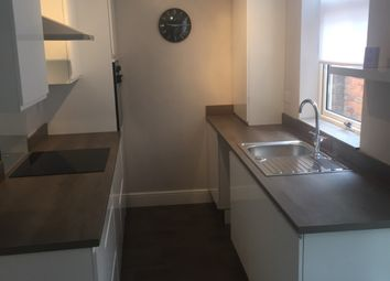 Thumbnail 2 bed terraced house to rent in St. Peters Street, Syston, Leicester